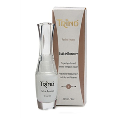 Trind Cuticle Remover - Средство для удаления кутикул, 9мл