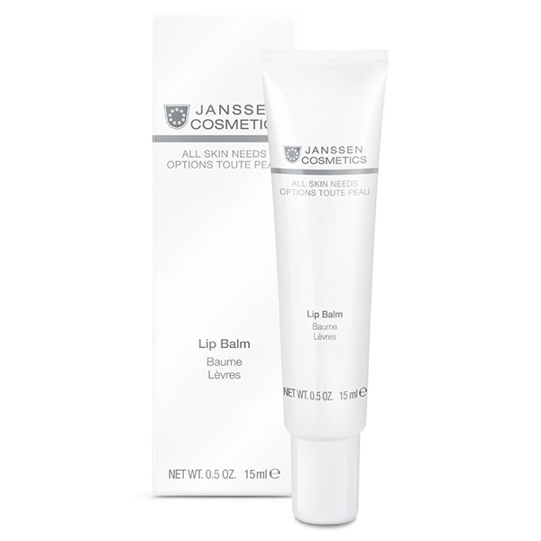 Janssen Cosmetics All Skin Needs Lip Balm - Бальзам для губ, 15мл
