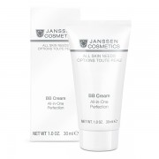 "Janssen Cosmetics All Skin Needs BB Cream All-in-One Perfection Light BB - Крем ""все в одном"" SPF 25, 30мл"